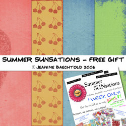 Summersunsationsgift